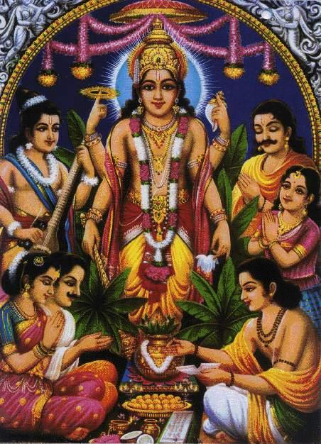 ಸತ್ಯನಾರಾಯಣ ಸ್ವಾಮಿ